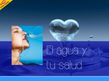 Diseño Multimedia, El agua y tu salud.