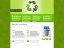 Recolector 360 diseño web