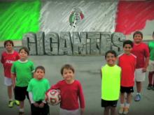 Somos gigantes, video patrocinado por Medica Dalí S.A de C.V.