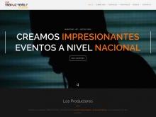 Diseño Web para agencia de marketing.