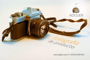 Fotografía de productos